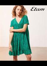 Prospectus Etam Lingerie : Les Robes & Combinaisons