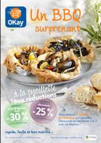 Promos et remises OKay Supermarchés AMOUGIES : Okay folder