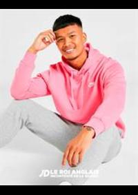 Prospectus JD Sports Thiais Belle Epine : Collection Homme