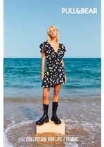 Catalogues et collections Pull & Bear  : Collection Join Life  Femme