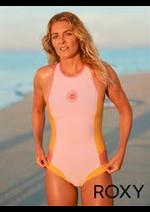 Catalogues et collections Roxy : Combinaisons de Surf