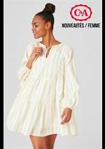 Prospectus C&A : Nouveautés / Femme