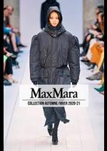 Prospectus Max Mara : Collection Automne/Hiver 2020-21