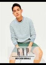 Catalogues et collections Gap : Men's New Arrivals