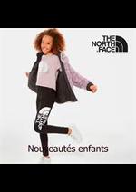Prospectus The North Face : Nouveautes enfants