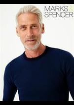 Catalogues et collections Marks & Spencer : Nouveautés Homme
