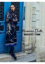 Prospectus Massimo Dutti : Nouveautés / Femme