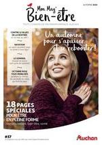 Prospectus Auchan : Mon mag' bien-être