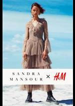 Prospectus H&M : Sandra Mansour by H&M