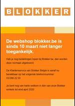 Prospectus BLOKKER : De webshop blokker.be is sinds 10 maart niet langer toegankelijk