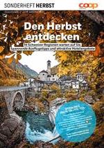 Journaux et magazines Coop Supermarché : Sonderheft Herbst