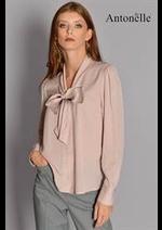 Prospectus Antonelle : Chemises & Tops Femme
