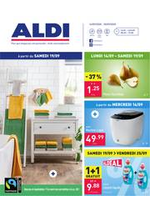 Promos et remises Aldi : Folder Aldi
