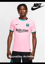 Prospectus Nike : Nouvelles Arrivees