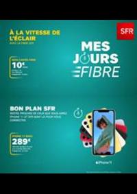 Prospectus SFR Villefranche De Rouergue : Offre Internet & Mobile