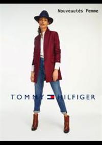 Prospectus TOMMY HILFIGER STORE CHAMPS ELYSéES : Nouveautes Femme