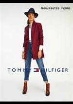 Prospectus Tommy Hilfiger : Nouveautes Femme