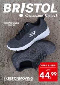 Prospectus Bristol Oostende - Torhoutsesteenweg  : Shoe discount sport