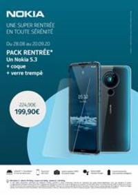 Prospectus LDLC Paris : Offres Nokia