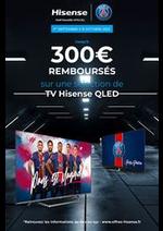 Prospectus  : Jusqu'à 300€ remboursés