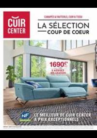Prospectus Cuir center Paris 2ème : La sélection coup de coeur