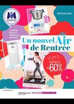 Promos et remises M6 Boutique : Un nouvel Air de Rentrée