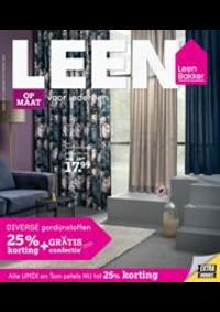 Prospectus Leen Bakker SAINT-GEORGES-SUR-MEUSE : Leen Folder Week