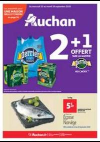 Prospectus Auchan TAVERNY : Les indispensables de l'automne