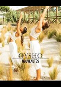 Catalogues et collections Oysho PARIS 40 BOULEVARD HAUSSMANN : Nouveautés
