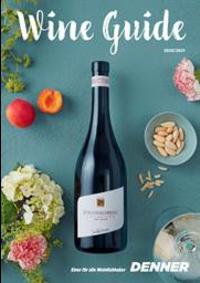 Guides et conseils DENNER Belp : Denner Wine Guide 20202021