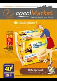Prospectus CocciMarket VILLEPARISIS : Catalogue Coccimarket