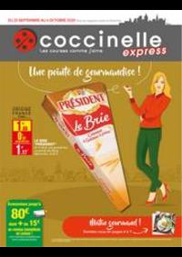 Prospectus Coccinelle Express Alfortville : Catalogue Coccinelle