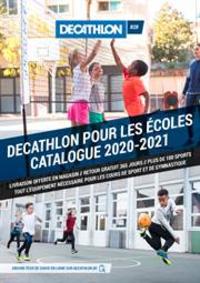 Prospectus DECATHLON CHATELINEAU : Catalogus