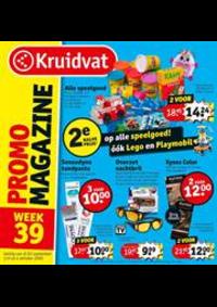 Promos et remises Kruidvat BRUSSEL : Kruidvat Deals