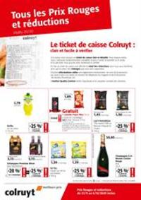 Prospectus Colruyt EVERE : Tous les Prix Rouges et reductions