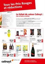 Prospectus Colruyt : Tous les Prix Rouges et reductions