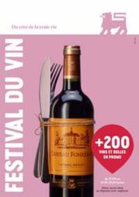 Prospectus AD Delhaize Hoeilaart : Festival Du Vin