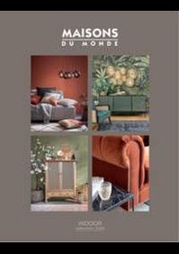 Prospectus Maisons du monde Montbéliard : Indoor Collection 2020