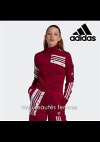 Prospectus Adidas Originals store le Marais : Nouveautes femme