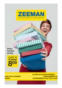 Prospectus Zeeman Audincourt : Promos Zeeman