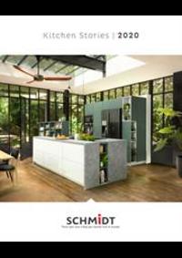 Prospectus Cuisines Schmidt RUEIL-MALMAISON : Cuisines 2020