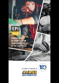 Prospectus Samse matériaux MARGENCEL : Epi 2020