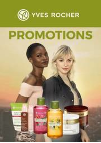 Prospectus Yves Rocher Parinor : Promotions Yves Rocher