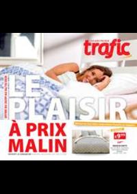 Prospectus Trafic Hannut : Le Plaisir