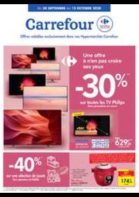 Promos et remises Carrefour AUDERGHEM / OUDERGHEM : folder Carrefour