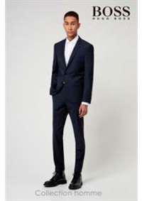 Catalogues et collections Hugo Boss BRUXELLES  : Collection homme