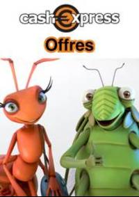 Prospectus Cash Express PARIS 13 : Offres Cash Express