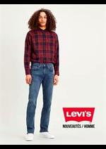 Catalogues et collections Levi's : Nouveautés  Homme