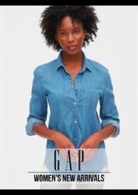 Prospectus Gap PARIS 9 - Havre : Women's New Arrivals