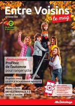 Prospectus Mr Bricolage : Entre Voisins Automne